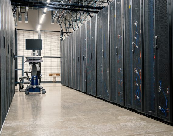 ai data centers room